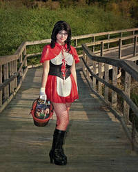 Red Riding Hood Stance