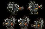 Sprite Wars - Armour Template