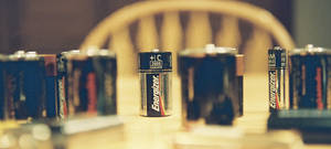 Batteries: Widescreen