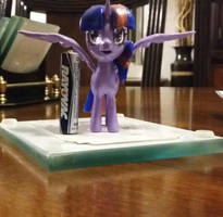 Twilight Sparkle 3d printed
