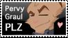 PervyGraulPLZ stamp by Ben-Anderson