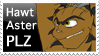 Hawt Aster PLZ stamp by Ben-Anderson