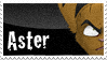 Aster Stamp by Ben-Anderson