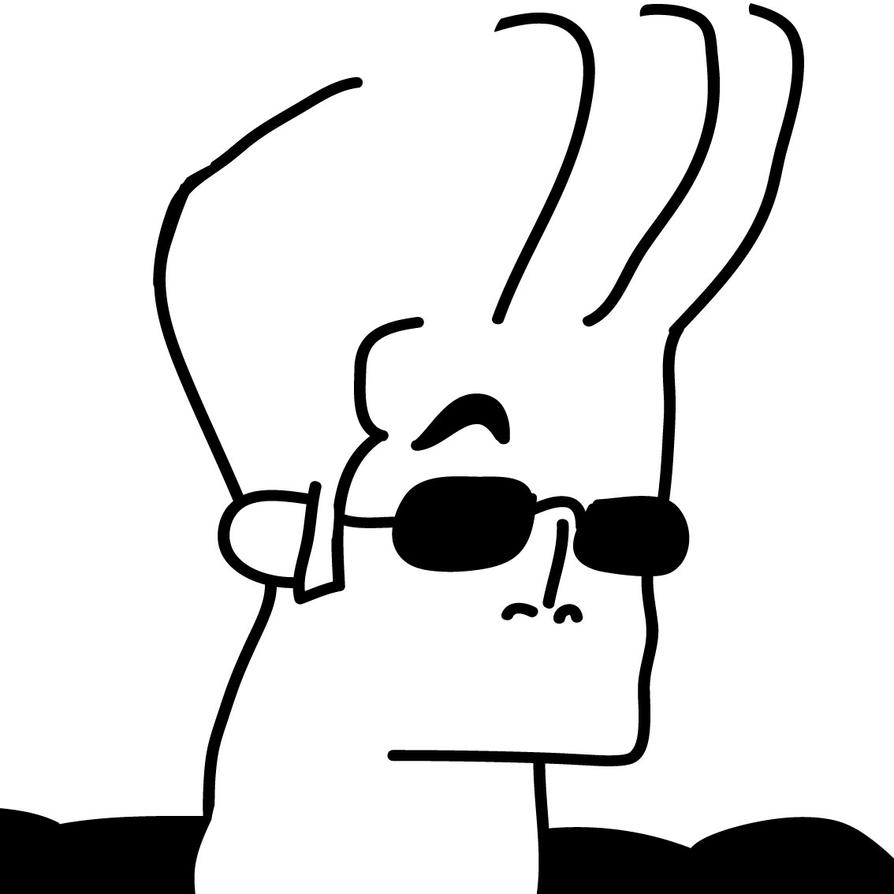 Johnny Bravo by milz4897