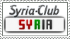 Syria-Club Stamp by MGQsy