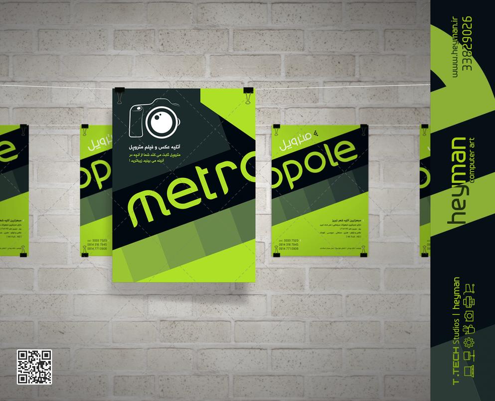 Metropole by 007TINAR