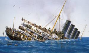 The final plunge-Ken Marschall