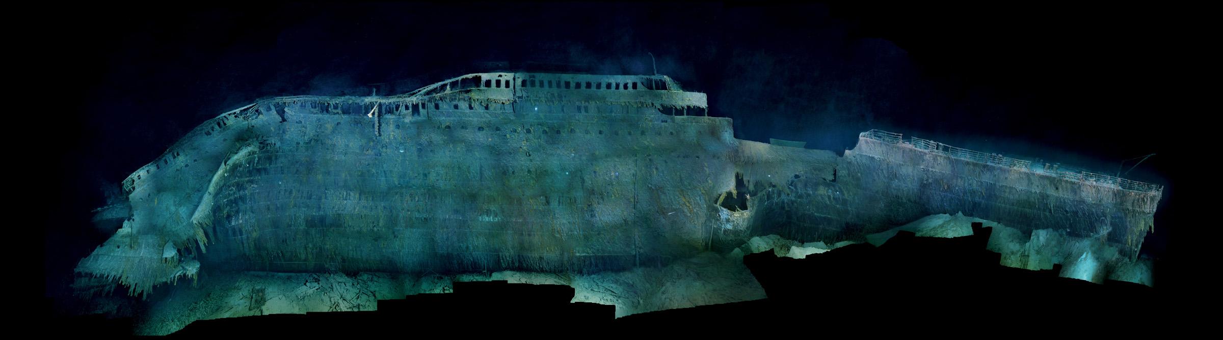 Dive Trips: Lusitania – WSAC