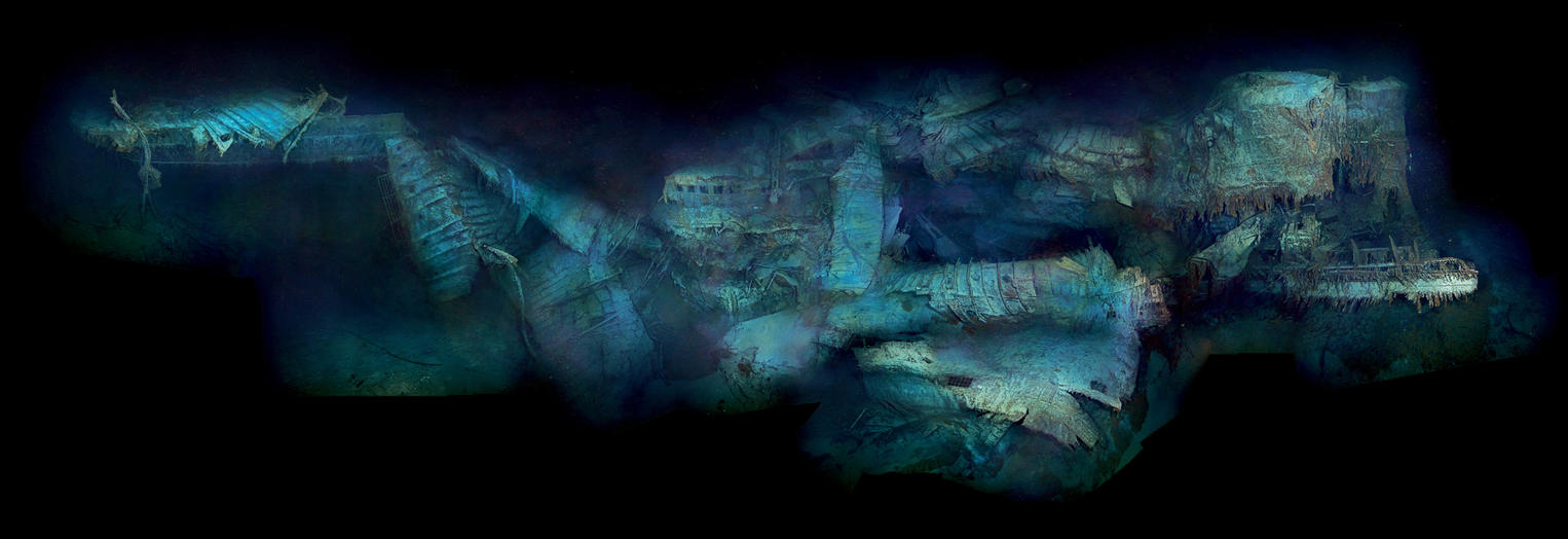 Lusitania Wreck 63947   NANOZINE