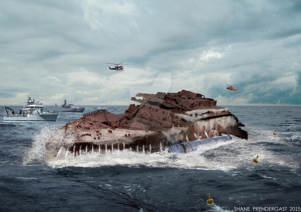 Raise The Titanic By Lusitania25 On Deviantart