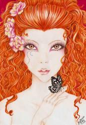 Butterfly by saarin