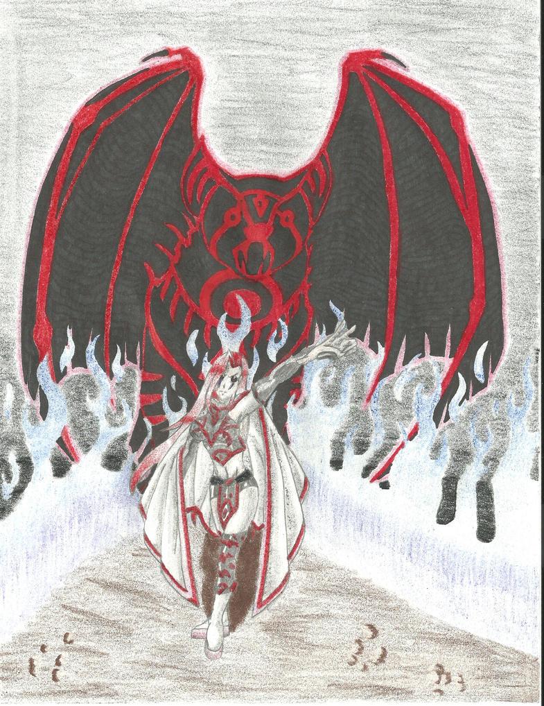 EarthBound Immortal Wiruchu Ch'ini by TheSynchroHero