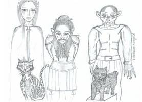 For Dianna-Art pprimuss JustAlias  hannariikkart by DoodlAnne
