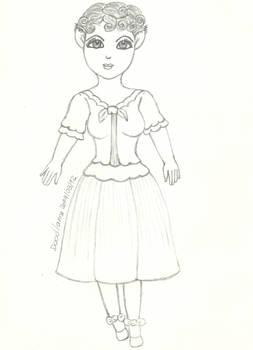 New chibi sketch