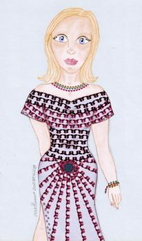2021-04-12 Gala dress