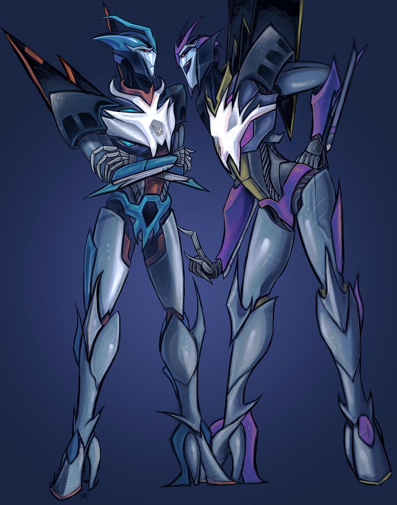 [Pro Art et Fan Art] Artistes à découvrir: Séries Animé Transformers, Films Transformers et non TF - Page 6 Nice_legs_by_xainra-d4f882g