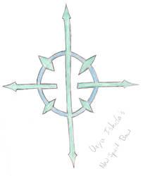 Uryu's New Spirit Bow by iloveYAOI18