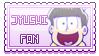 Jyushi fan Stamp by splenda--daddy