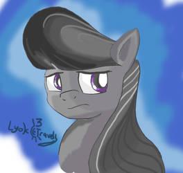 Octavia portrait by LyokoTravelsPegasus