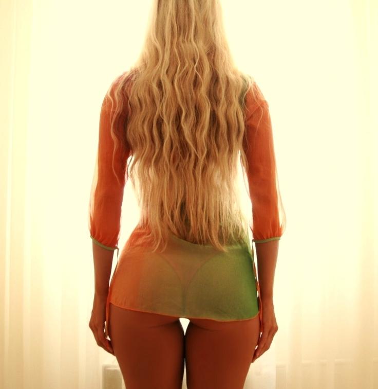 Like Rapunzel by Slawa