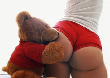 Naughty Teddy