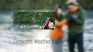 Climacons Weather for Rainmeter