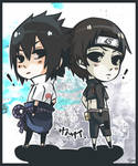 + Sasuke Sai