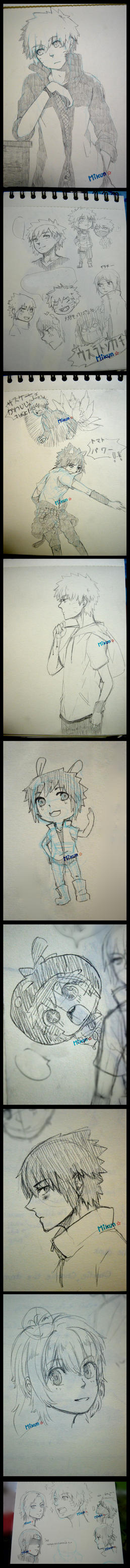 + Doodle by Yunho-Jaejoong
