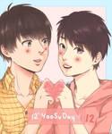 + 12th Belated Yoosu Day. by Yunho-Jaejoong