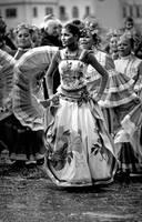 Parade Girl by BowmanDavid