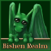 Small Bishen Realm Button - Jarod by indyana