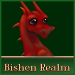 Small Bishen Realm Button - Pierre by indyana