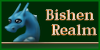 Small Bishen Realm Banner - Athena by indyana