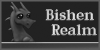 Small Bishen Realm Banner - Pierre (Grayscale) by indyana