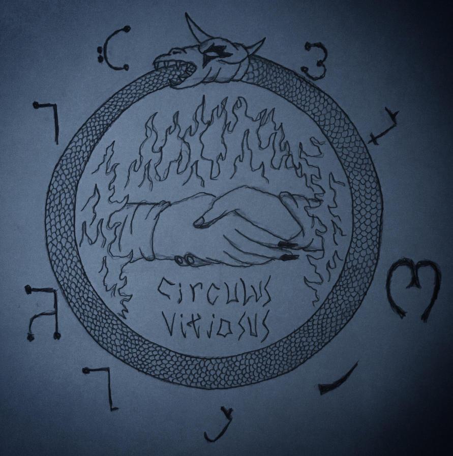 Vicious Circle by gekkostate77