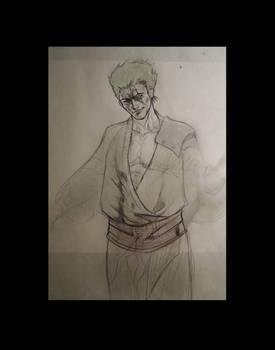 Zoro sketch-04