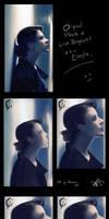 Enayla portrait, Step by step