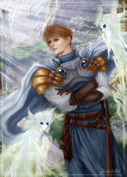 Zephyr Knight by dareevan