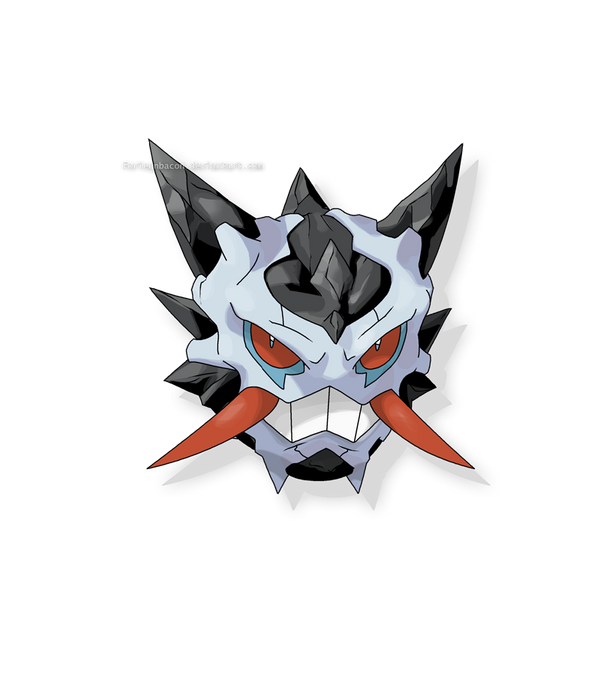Mega Glalie by Foriegn...
