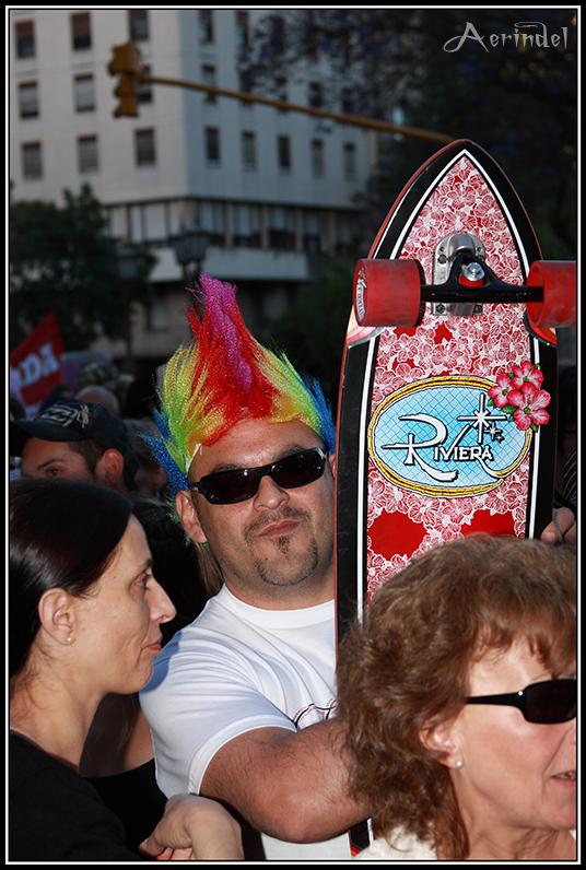 Orgullo gay Nc 2009