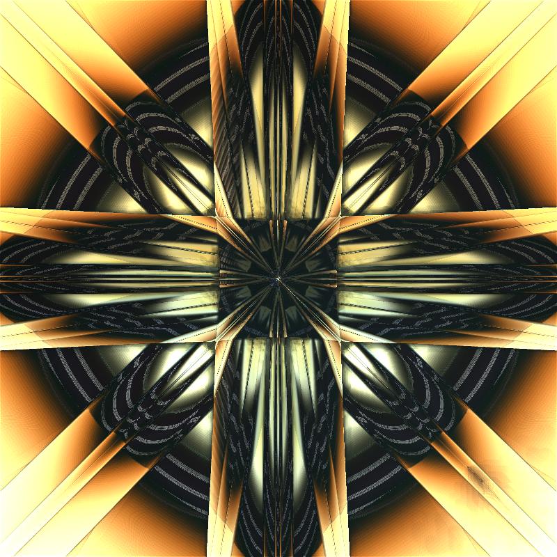 A Cross by MickHogan