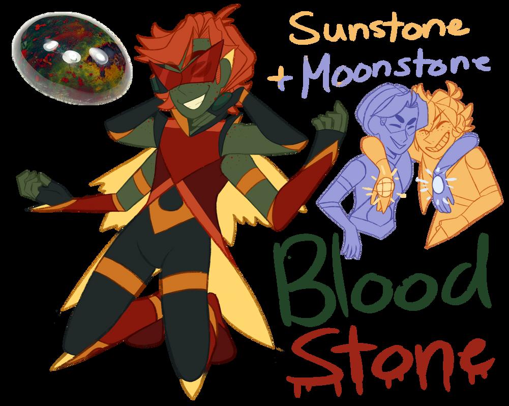 Ft Moonstonesunstone Bloodstone By Thezodiaclord On Deviantart