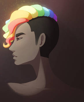 Spectrum redraw [+SPEEDPAINT]