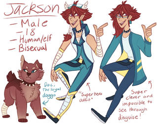 Jackson Ref by TheZodiacLord
