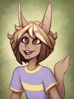 [Crack kid] Deer-Cat-Human Cutie