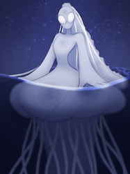 Concept Art Mermay 9: Jellyfish by TheZodiacLord