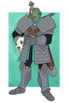 [CM] Paaron Knight of the Sabrecat