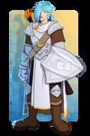 [CM] A kind warrior