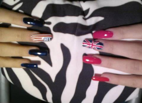nail America English