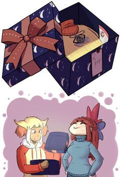 PP: Secret Santa -- Aikka